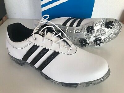 sale retailer 45a63 11e27 New Adidas Golf Men s Adipure Flex Shoes Size Us 9.5 Uk 9 Fr 43 1