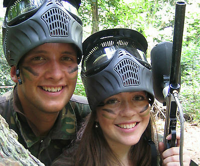 Paintball for Four Experience Gift - SAVE ££ OFF RP - valid 9+ months from issue