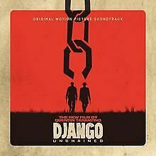 Quentin Tarantino's Django Unchained by Ost, Various | CD | condition good