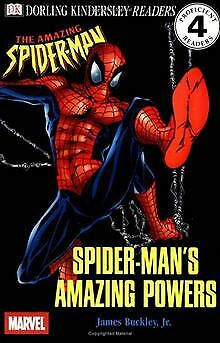 Spider-man's Amazing Powers (DK READERS) by Buck... | Book | condition very good