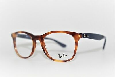 0ff2d59132f New Authentic Ray-Ban Rb 5356 5609 Havana Frames Eyeglasses 52Mm Rb5356 Rx
