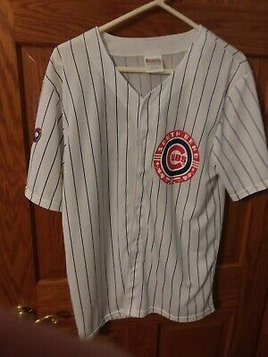 e8737ab4a51 South Bend Cubs Jersey- Adult Large- SGA- Chicago Cubs