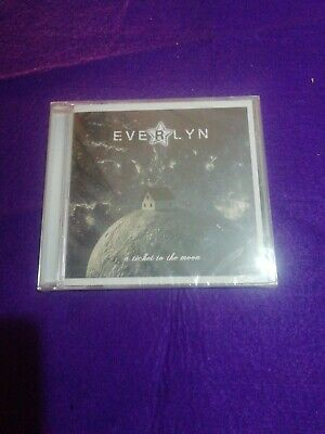 Everlyn ~ A Ticket to the moon cd