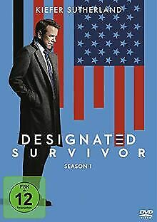 Designated Survivor - Season 1 [6 DVDs] | DVD | condition good