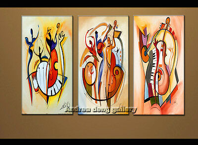 Large Wall Art Modern Abstract Alfred Gockel oil painting Repro on Canvas A1510