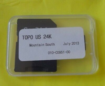 Garmin Topo Us 24k Mountain South Maps Arizona New Mexico 010 - Topo-us-24k-maps