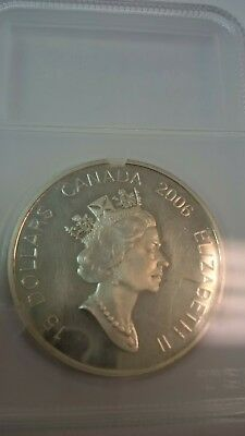 2006 Lunar Coin $15 Year of the Dog - Sterling Silver Coin Royal Canadian Mint