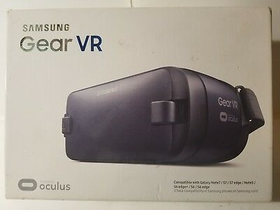Samsung Gear Vr - Black - Brand New