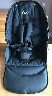 BabyStyle Oyster2 Seat fabric and harness BRAND NEW UNUSED
