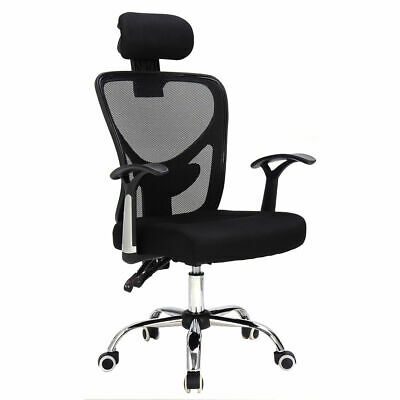 Costway Ergonomic Mesh High Back Office Chair Computer Desk Task Executive