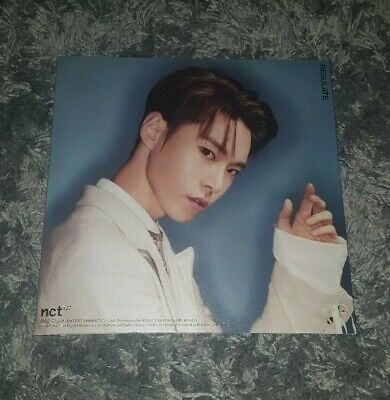 Nct 127 Regulate 1St Repackage Album [Doyoung] No Poster + No Photocard Unsealed
