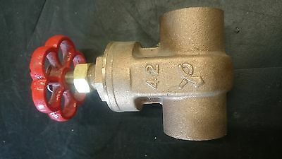 Yorkshire Gate Valve 42MM YP415 Top Quality,Best you can get! Reduced !
