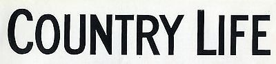 1981 COUNTRY LIFE Magazine LAURA WELLESLEY PYM Chelsea Flower Show TENNIS (1734)