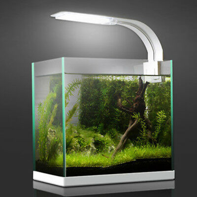Aquarium Fish Tank 12/24 LED Clip On Light Lamp Sump clip-on design Hot AU STOCK