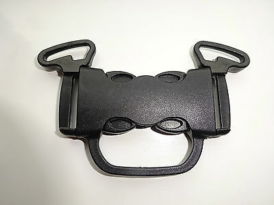 NEW iCandy Peach CLIP PART & Buckle crotch waist for harness/strap Seat Unit