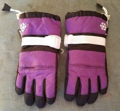Unisex Clothing Popular Brand Ll Bean Girls Youth Hot Pink Thinsulate Gloves Size Small