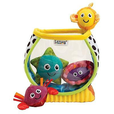 My First Fish Bowl Baby Development Toy