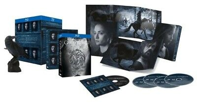 GAME OF THRONES, Staffel 6 (4 Blu-ray Discs, Digipack  + Figur) Limited Edition