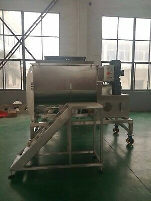 NEW 1000l Litre Ribbon Blender Machinery Mixer Stainless Steel Food Grade.