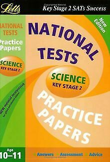 National Test Practice Papers 2003: Science Key stage...   Book   condition good