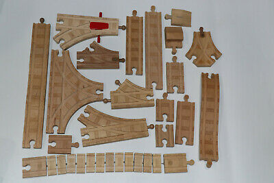 Thomas The Tank Engine Wooden Railway Mix & Match Track Pieces You decide