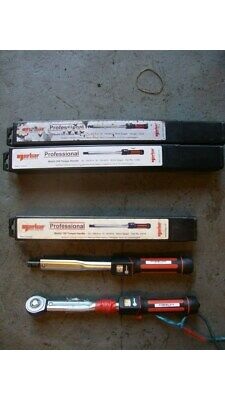 Norbar torque wrench model 100, 20-100mm