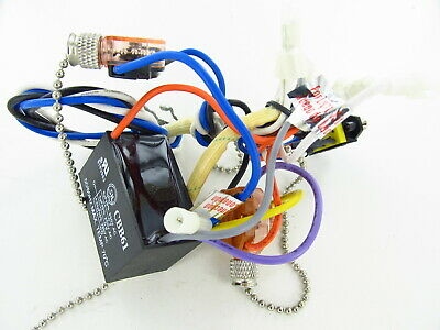 Swell Hunter Ceiling Fan Wiring Harness Switches Parts Cap 23 00 Picclick Wiring Database Pengheclesi4X4Andersnl