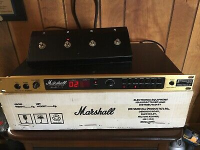MARSHALL® GUITAR AMPLIFIER Amp Cabinet Anti-Skid Tray *new