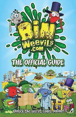 Bin Weevils: The Official Guide, Macmillan , Good   Fast Delivery