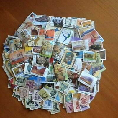 Australia Stamp Collection 15 Gram Excellent Quality Varied Off Paper Kiloware