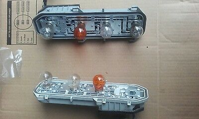 Renault Clio Mk2 Phase Two 2001 - 2008 Bulb Holder Bayonet  Rear Light 1 Unit