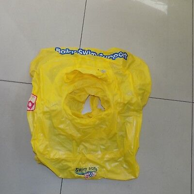 BABY inflatable  SWIM  SUPPORT  SEAT  0 - 11KG USED