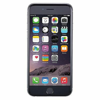 Apple iPhone 6 16GB Factory Unlocked GSM T-Mobile AT&T 4G Smartphone Space Gray
