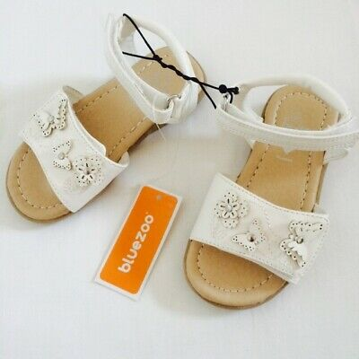 Size 7 Bnwt Girls Sandals Cost £12 From Bluezoo.