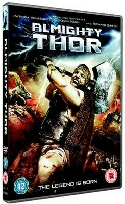 Almighty Thor DVD (2011) Richard Grieco