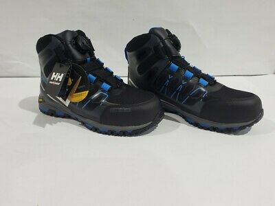2458781e323 HELLY HANSEN MENS Composite Toe Composite Plate Leather Work Boot ...