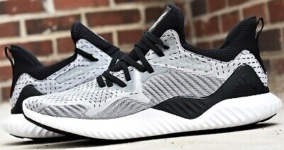 best service 34d96 8a1e9 ADIDAS ALPHABOUNCE BEYOND M - New Men s Running Shoes Grey Black White  Sneakers