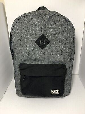 4b9c1cf1806 HERSCHEL SUPPLY CO. Little America Backpack Grey 10020-00006-OS ...