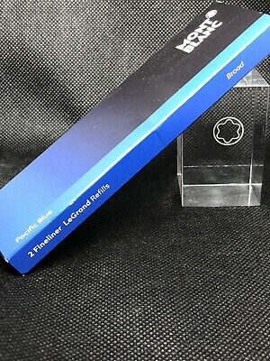 Montblanc Legrand Fine Liner Refill Pacific Blue MB-114835