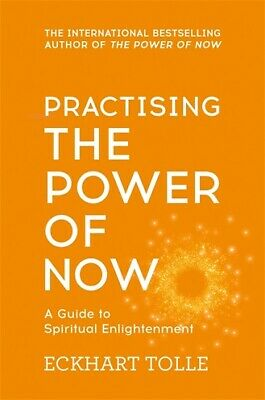 Practising The Power of Now by Eckhart Tolle NEW