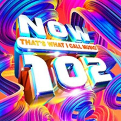 Now That's What I Call Music 102 - Now 102 - New 2CD - Out Now