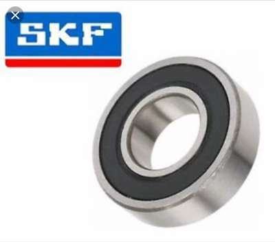 Original Genuine SKF Ball bearing sealed mm 25X47X12 SKF 6005-2RSC3