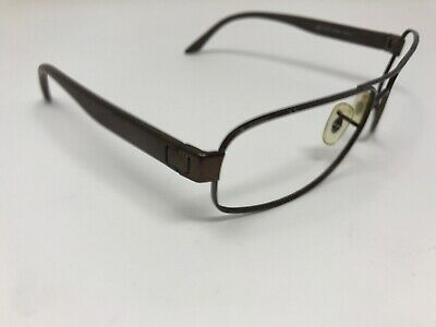 ae1897263c RAY-BAN RB3273 Men s Sunglass Frames Wrap 012 60-17 Brown FRAME ONLY NP79