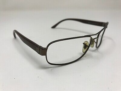 beed3987f2 Ray Ban Sunglasses RB 3273 012 57-17 3N Bronze Brown Pilot Frames Only HA81