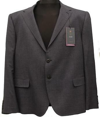 Marks & Spencer Mens Big & Tall Pure Wool Tailored Fit Suit