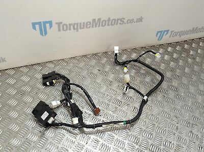 Nissan GTR R35 Front Drivers Seat wiring loom harness