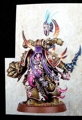 40K Lord of Contagion Dark Imperium Warhammer Chaos Space Marines Death Guard