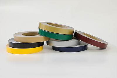 "One Quarter Inch 1//4/"" Accent Stripe for Car Truck Boat or RV"