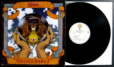 Dio Sacred Heart LP 1985 Canadian pressing NEAR MINT VINYL