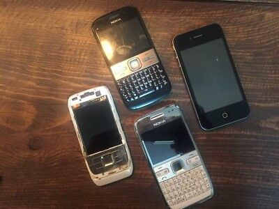 Lot of phones SPARE PARTS